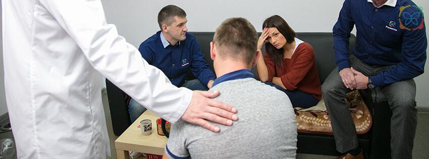 Принудительное лечение наркомании и алкоголизма